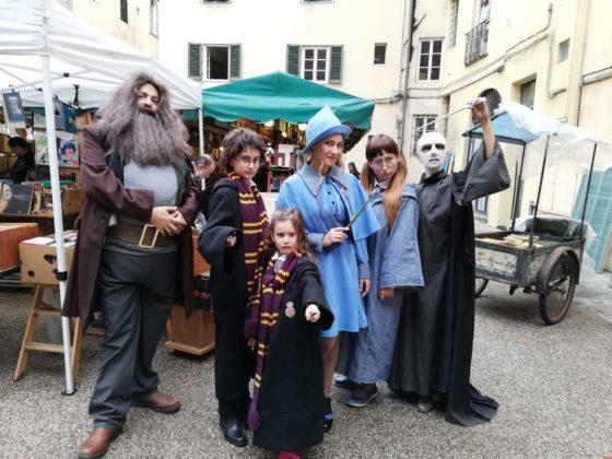 Il mondo di Harry Potter a Lucca Comics 2018