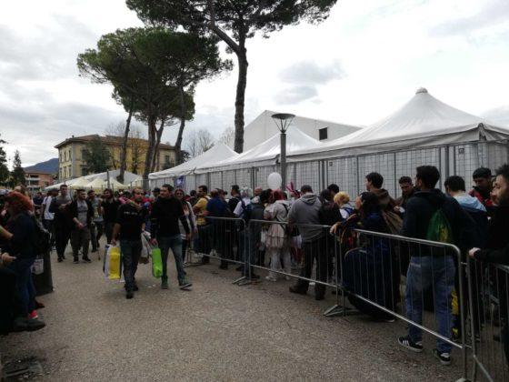 Lucca invasa per il Lucca Comics 2018