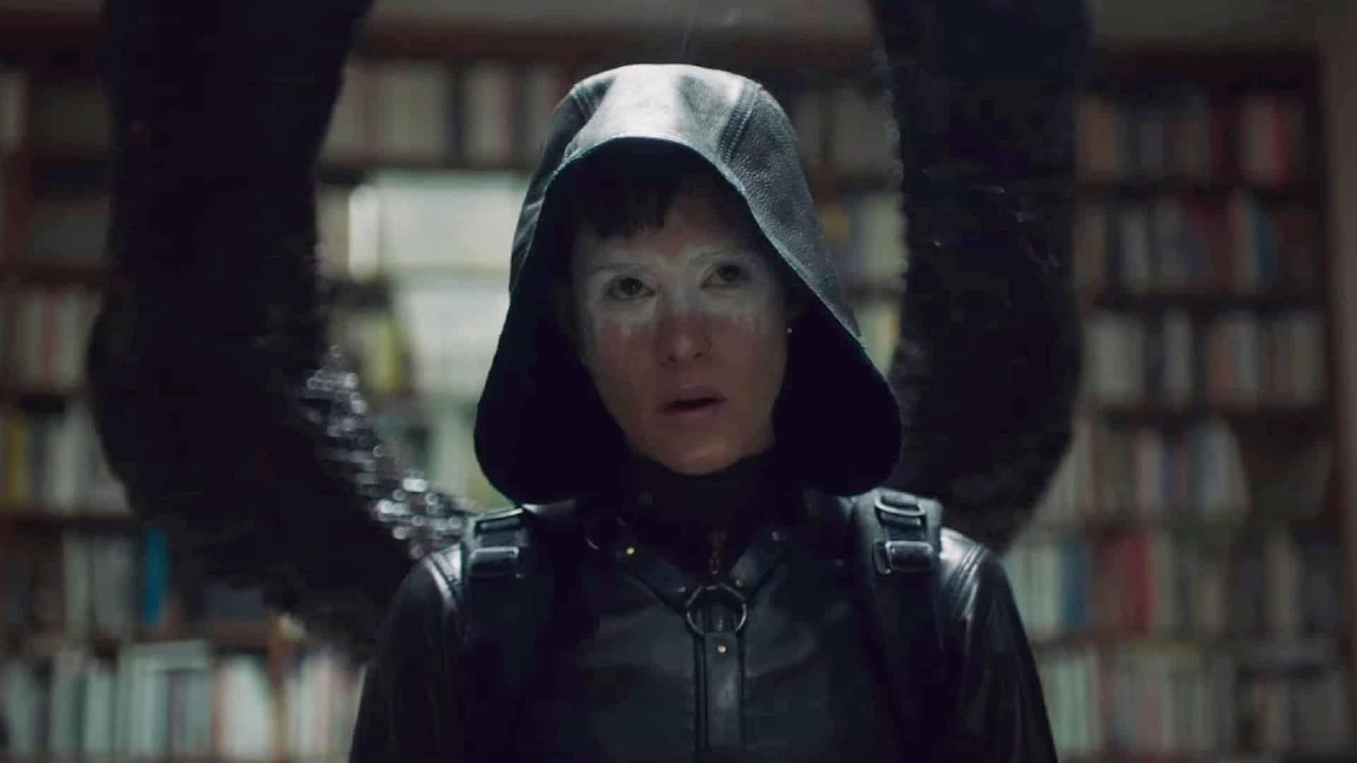 Claire Foy in Millennium - Quello che non uccide