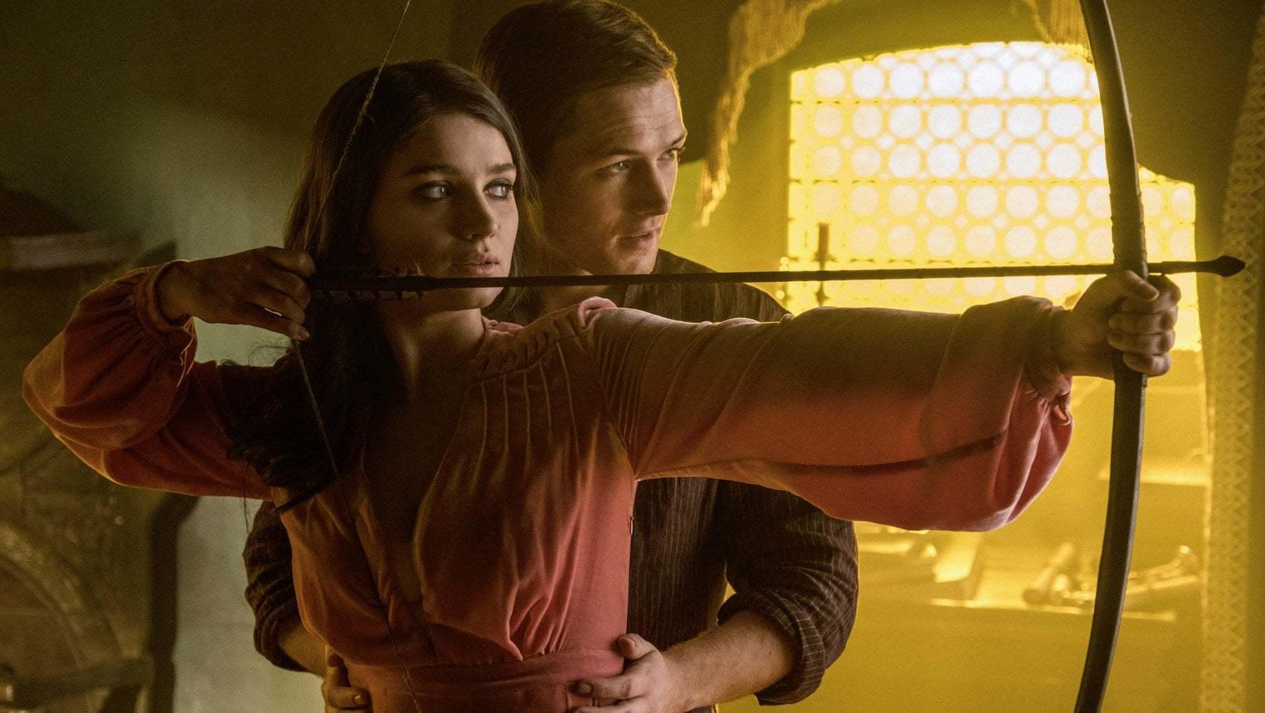 Eve Hewson in Robin Hood - L'origine della leggenda