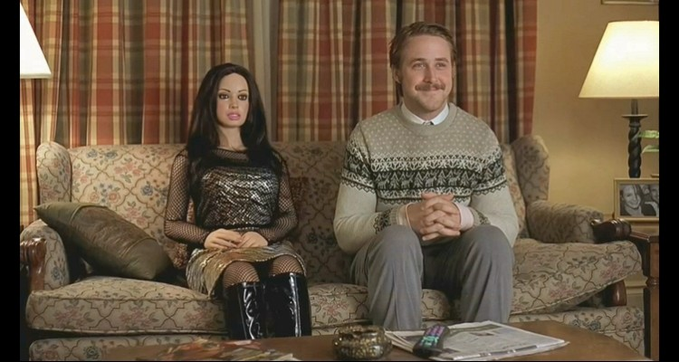 Ryan Gosling in Lars e una ragazza tutta sua