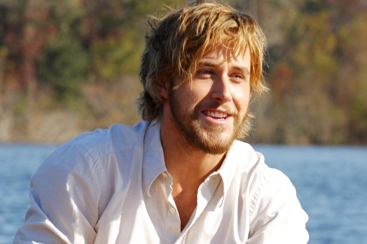 Ryan Gosling in Le Pagine della Nostra Vita