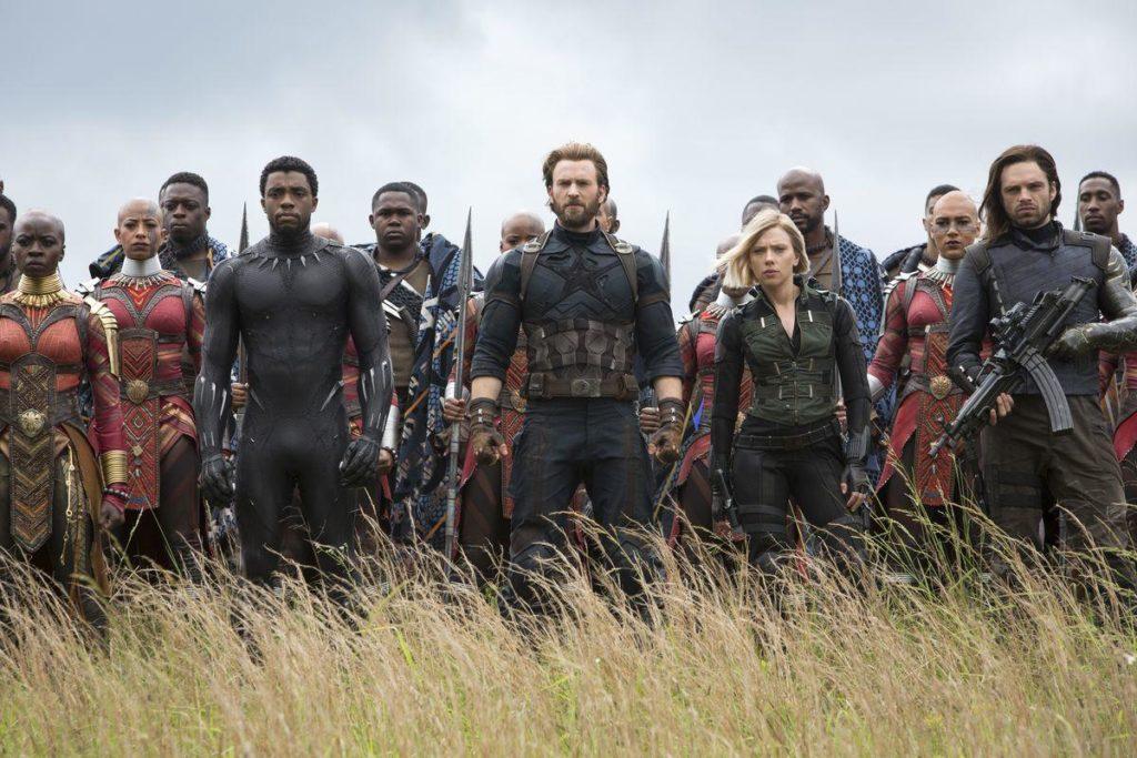 Avengers Infinity War - di Anthony e Joe Russo