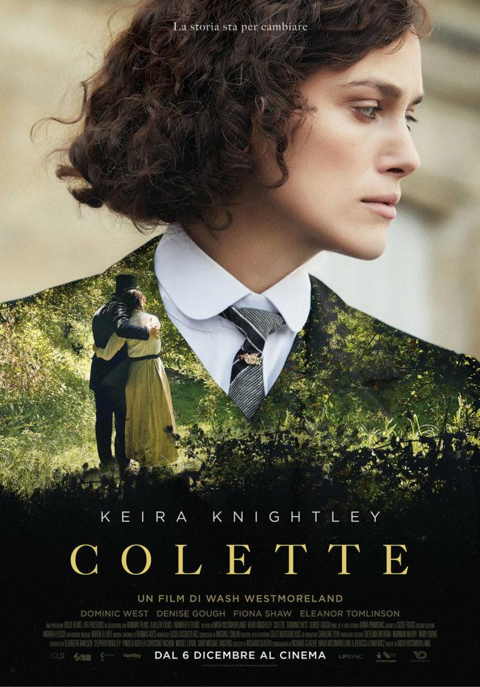Colette con Keira Knightley