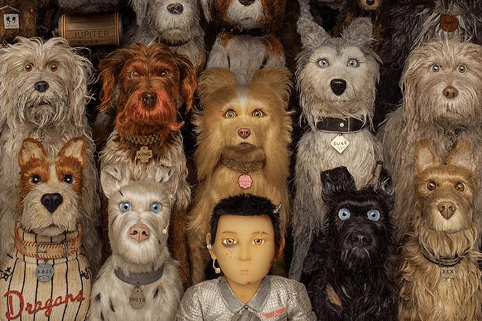 L'isola dei cani - di Wes Anderson