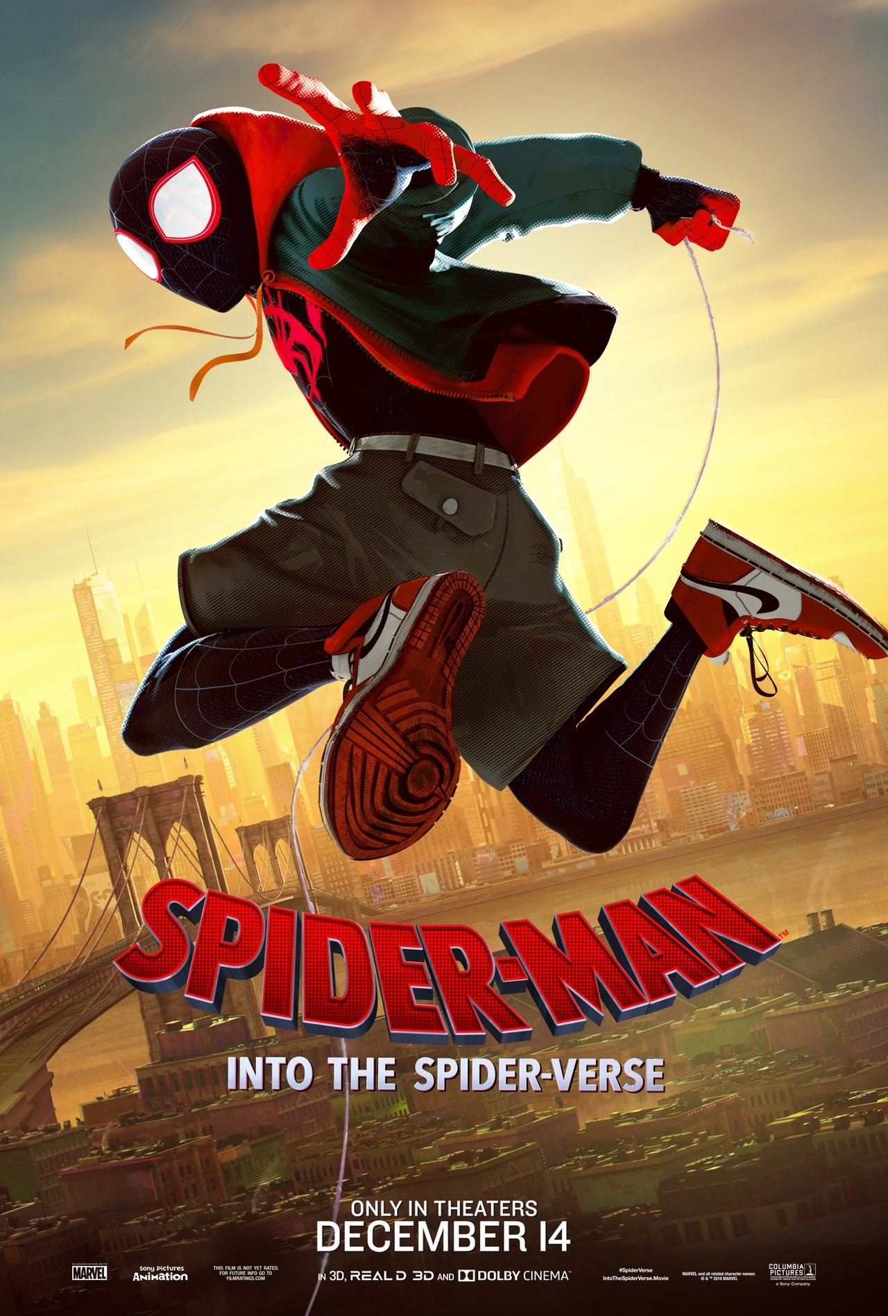 Spider Man Un Nuovo Universo Recensione Madmass It