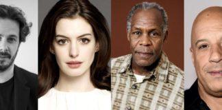 Edgar Wright, Anne Hathaway, Danny_Glover, Vin Diesel