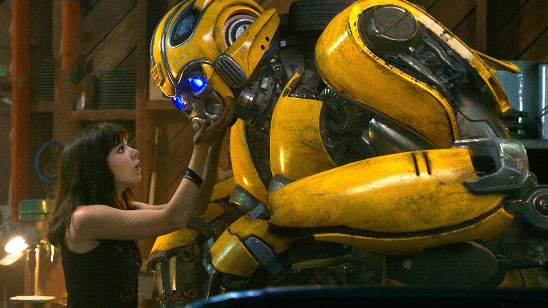 Hailee Steinfeld in Bumblebee