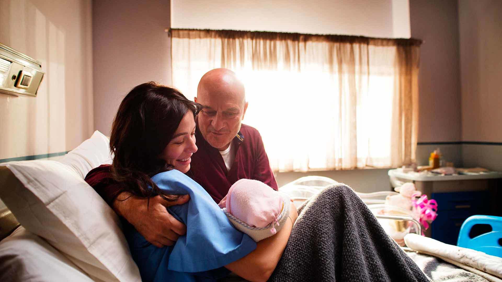 Sara Felberbaum e Claudio Bisio