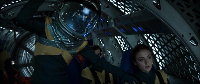 Gli X-Men in gita spaziale