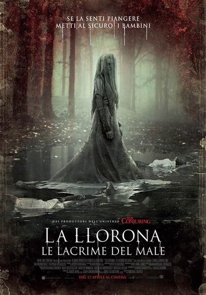 La Llorona - Le lacrime del male