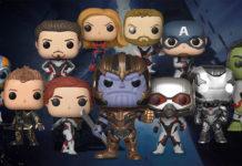Avengers: Endgame Funko Pop