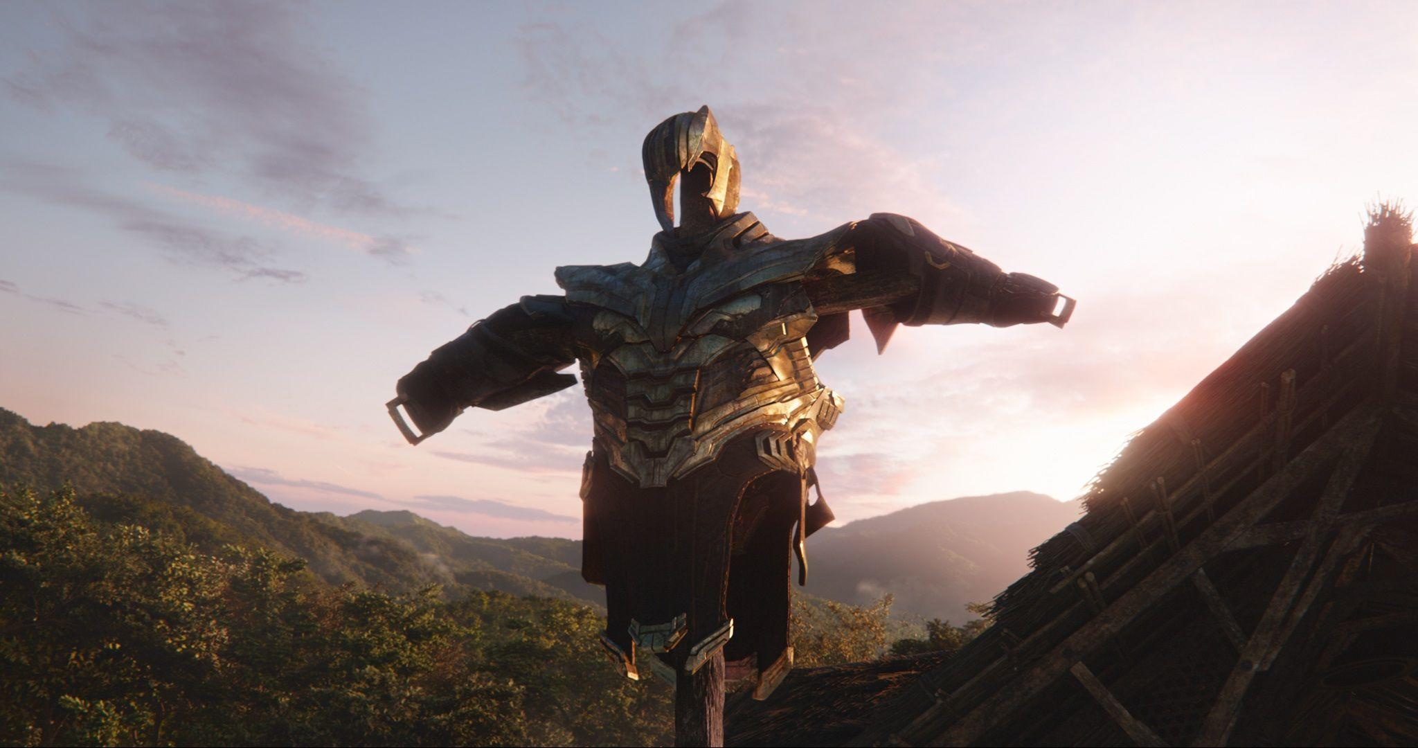 L'armatura di Thanos