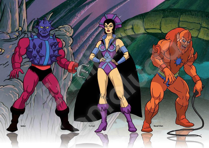 Masters of the Universe cartone animato