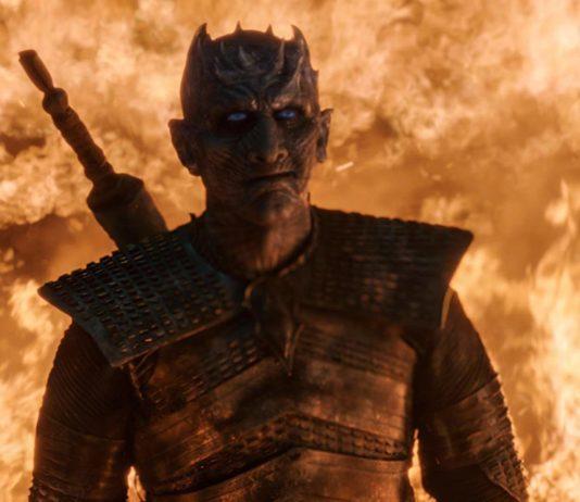 Il Re della Notte viene ucciso da Arya