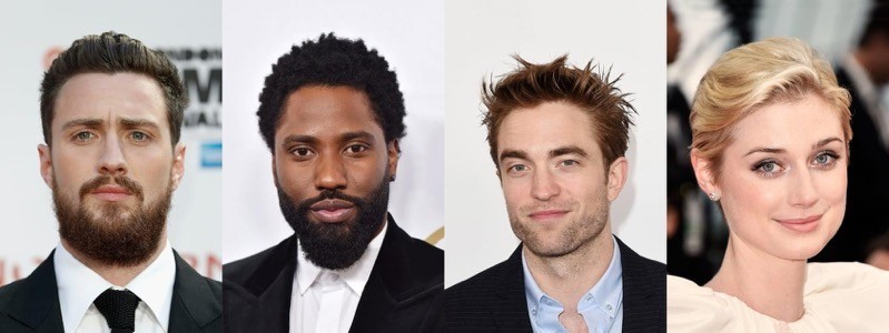 Aaron Taylor-Johnson, John David Washington, Robert Pattinson, Elizabeth Debicki