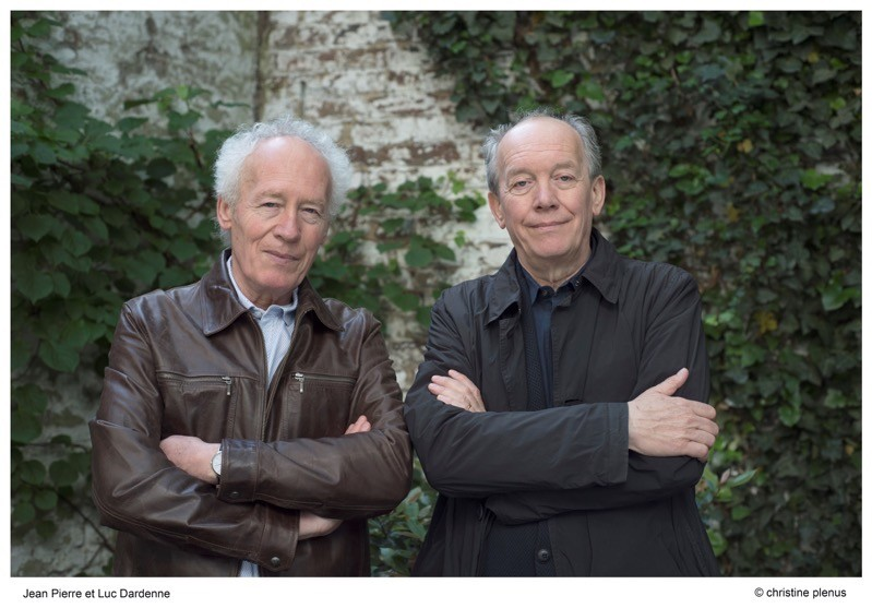 Jean-Pierre e Luc Dardenne (photo credit: Christine Plenus)