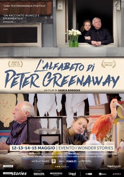 L'alfabeto di Peter Greenaway
