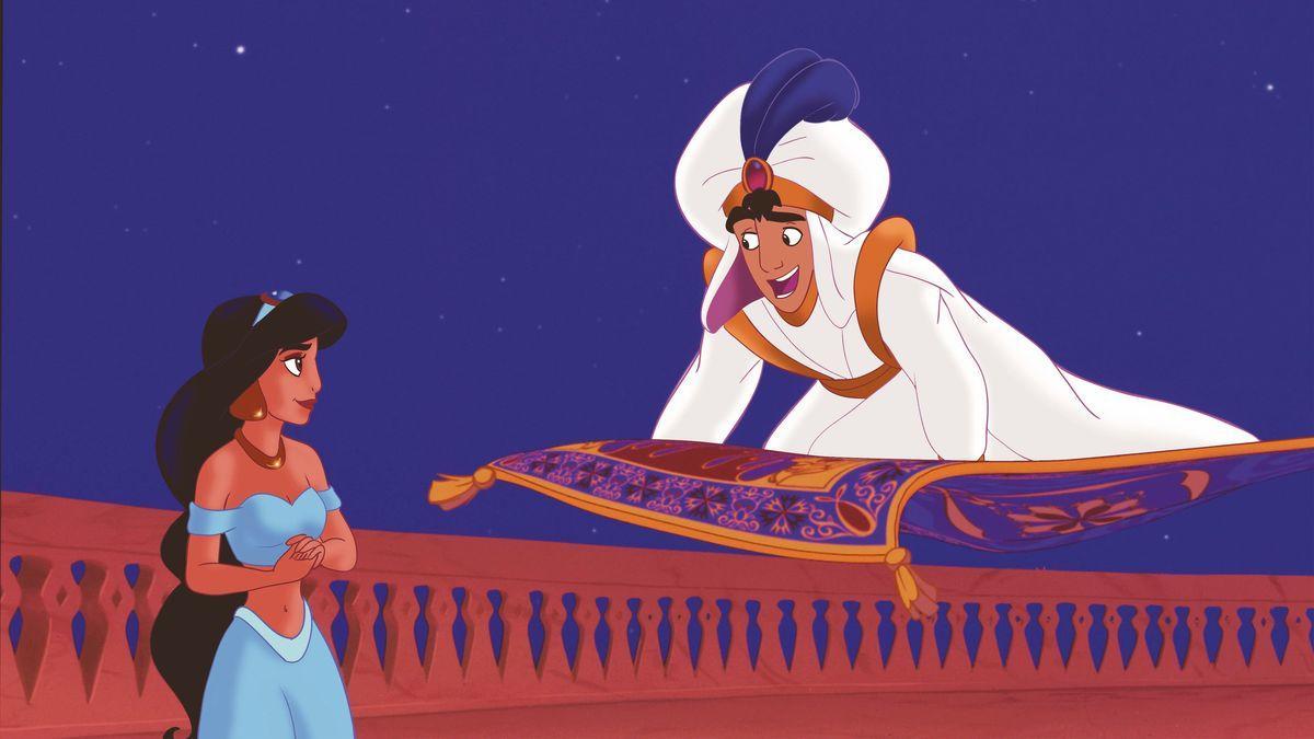 Aladdin Disney 1992