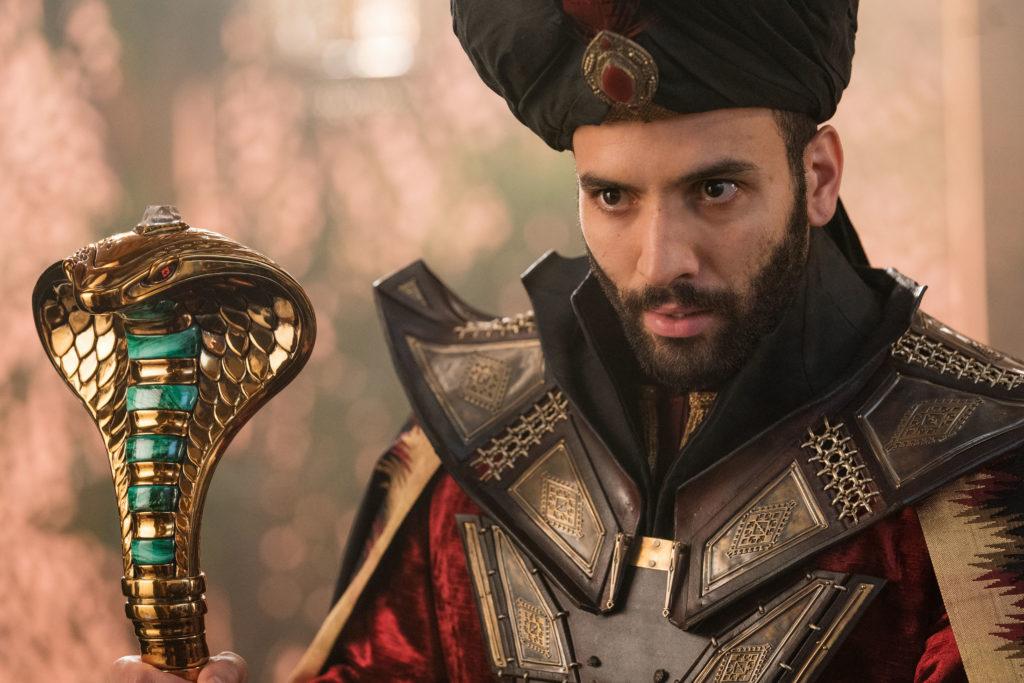 Marwan Kenzari è Jafar
