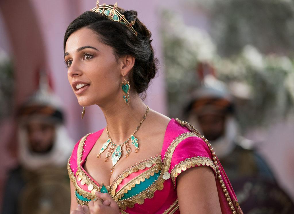 Naomi Scott è Jasmine in Aladdin