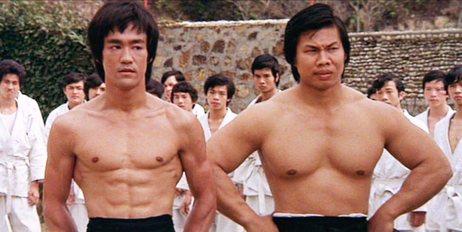 Bruce Lee e Bolo Yeung