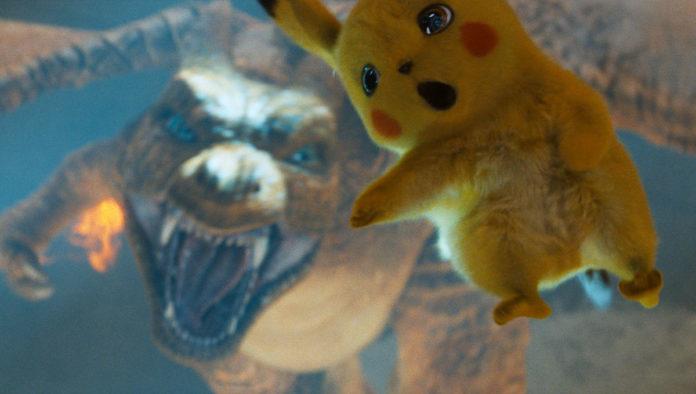 Pikachu e Charizard