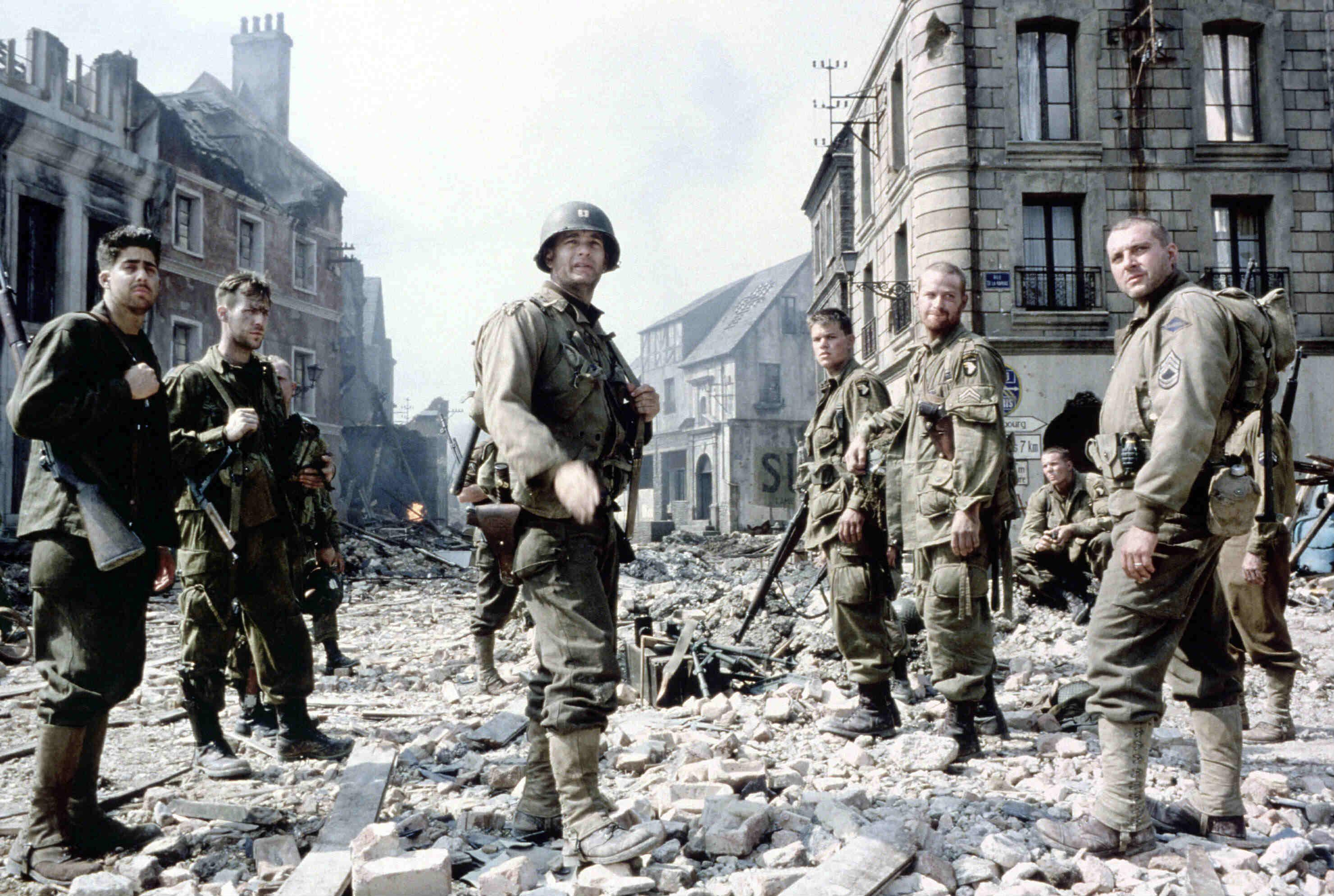 Film del D-Day: Salvate il soldato Ryan