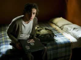 Timothée Chalamet protagonista di Beautiful Boy