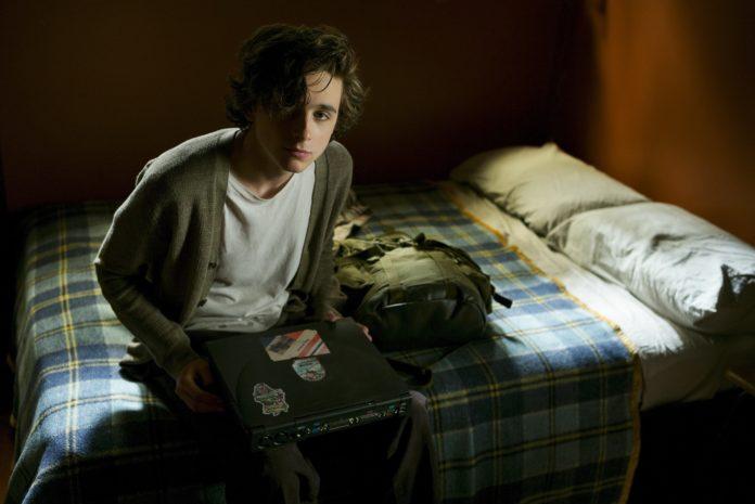 Timothée Chalamet protagonista di Beautiful Boy