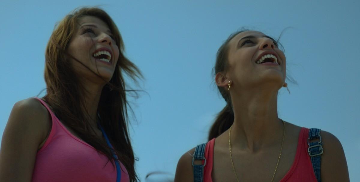 Rosy Rodriguez e Zaira Romero in Carmen y Lola