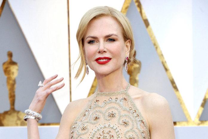 Nicole Kidman buon compleanno