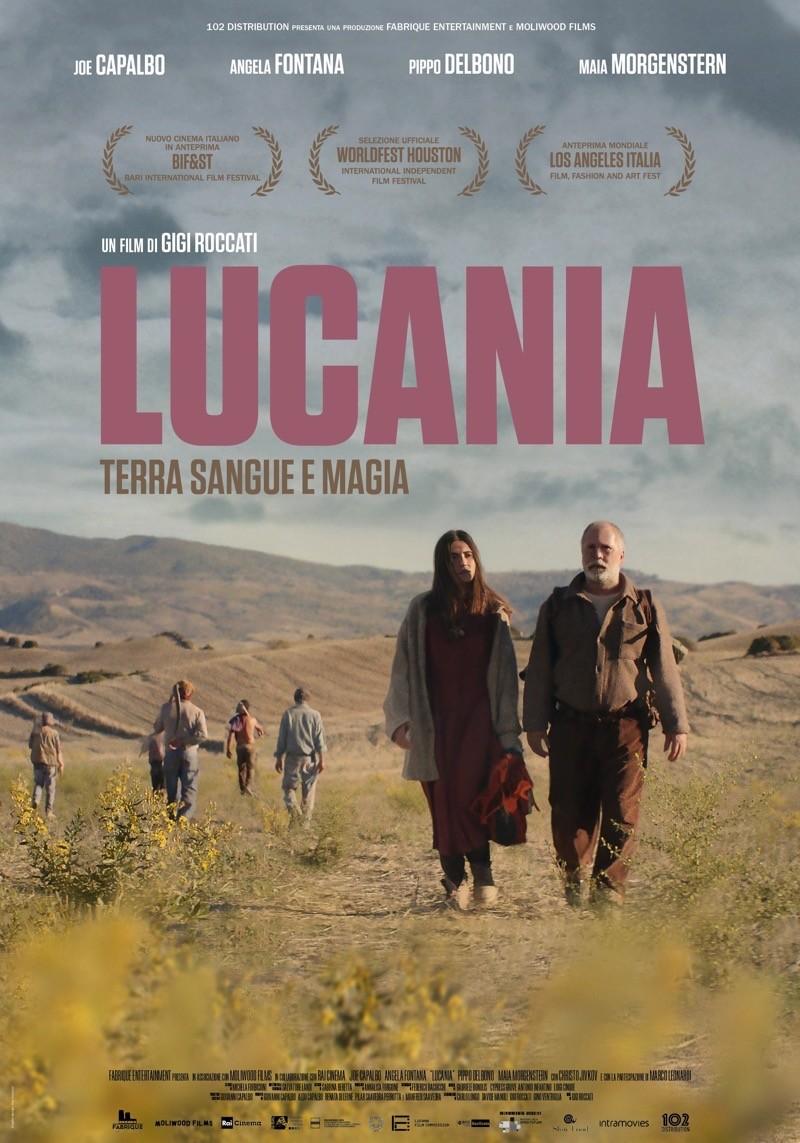 Lucania Terra Sangue e Magia
