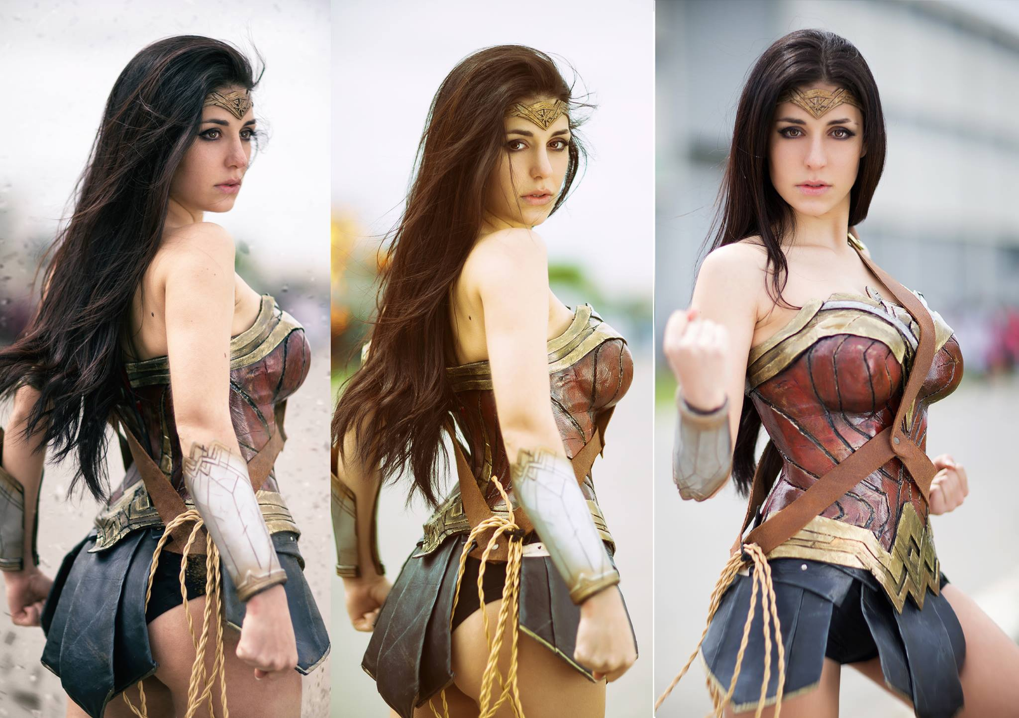 Ambra Pazzani Wonder Woman