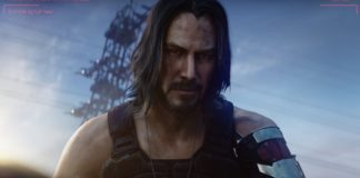 Cyberpunk 2077: Keanu Reeves