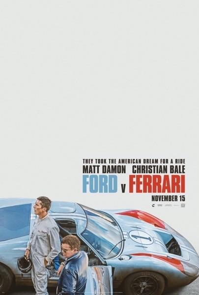 Ford v Ferrari / Le Mans 66