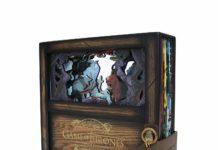 Il Trono di Spade collezione completa cofanetto Blu-ray