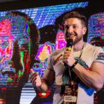 Maurizio Merluzzo ad Etna Comics 2019