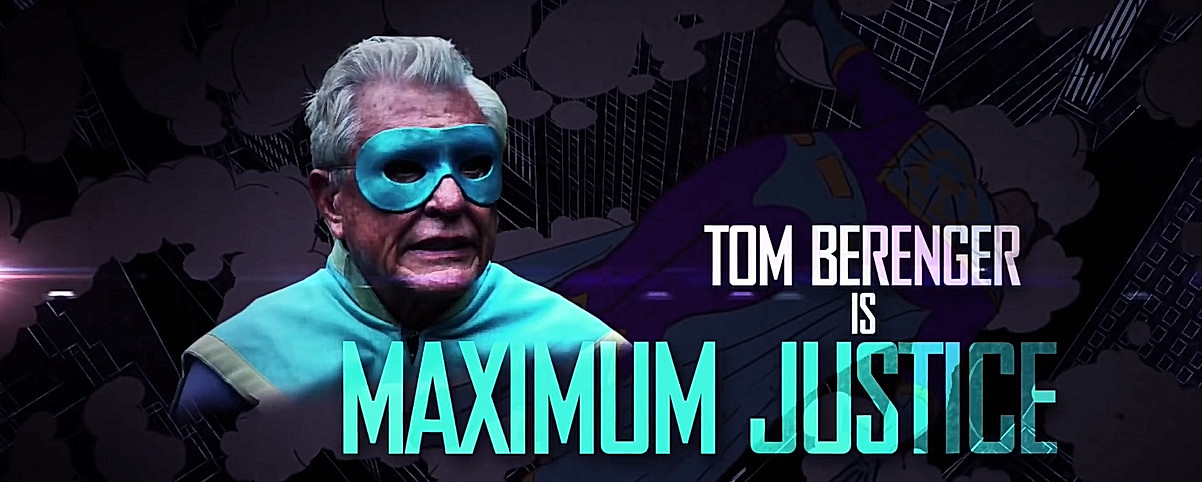 Tom Berenger è Maximum Justice