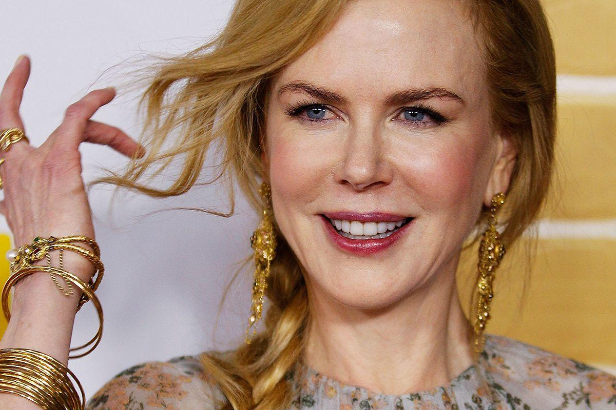 Nicole Kidman al Taormina Film Fest 65