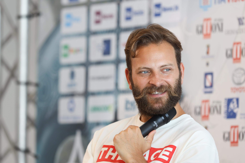 Alessandro Borghi al Giffoni Film Festival
