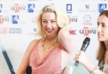 Amber Heard super ospite al Giffoni Film Festival 2019