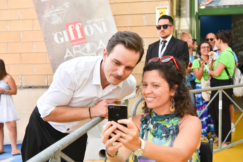 Arturo Muselli al Giffoni Film Festival 2019