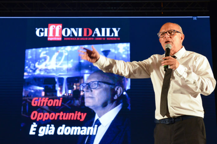 Claudio Gubitosi lancia Giffoni Opportunity