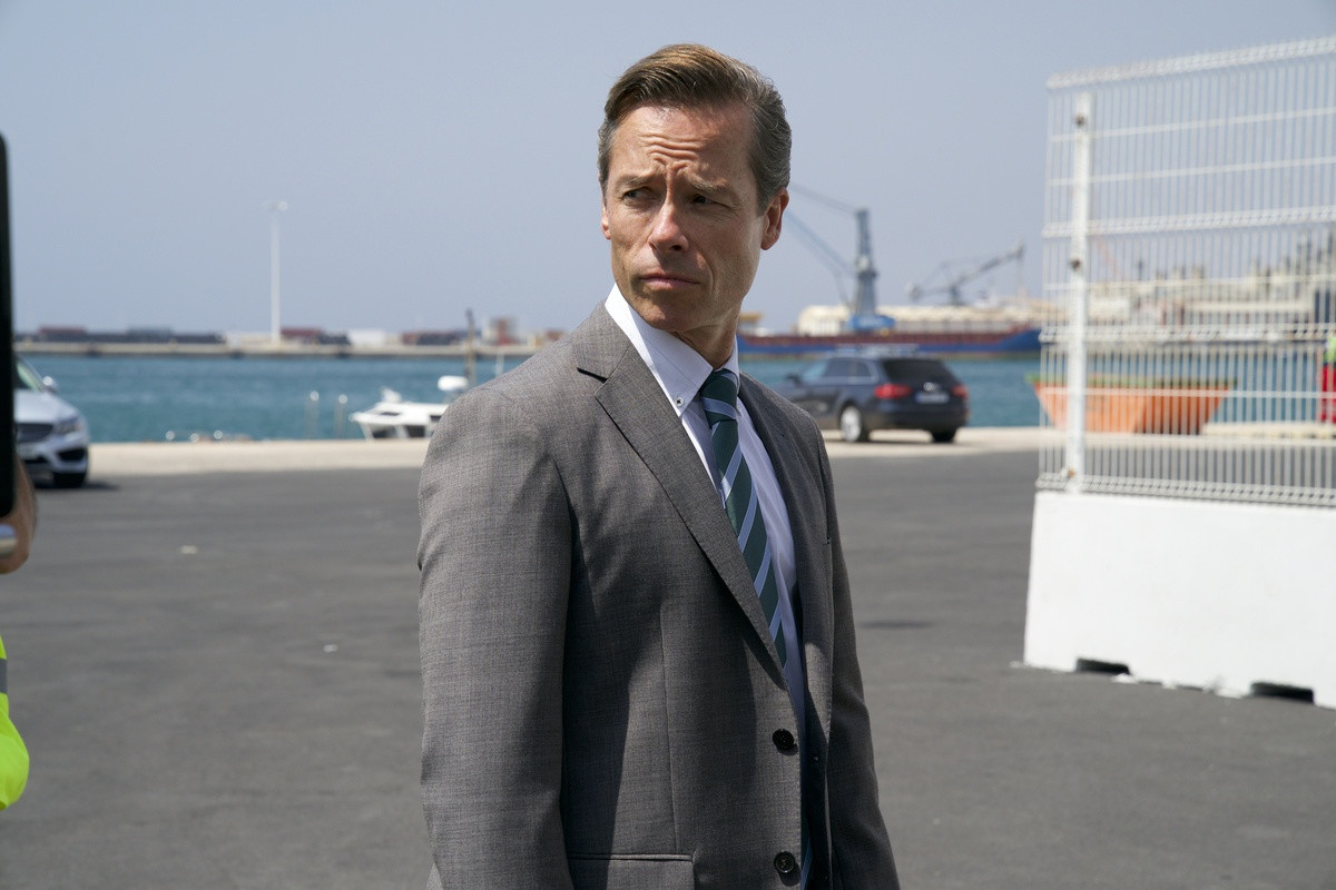 Guy Pearce in Domino di Brian De Palma