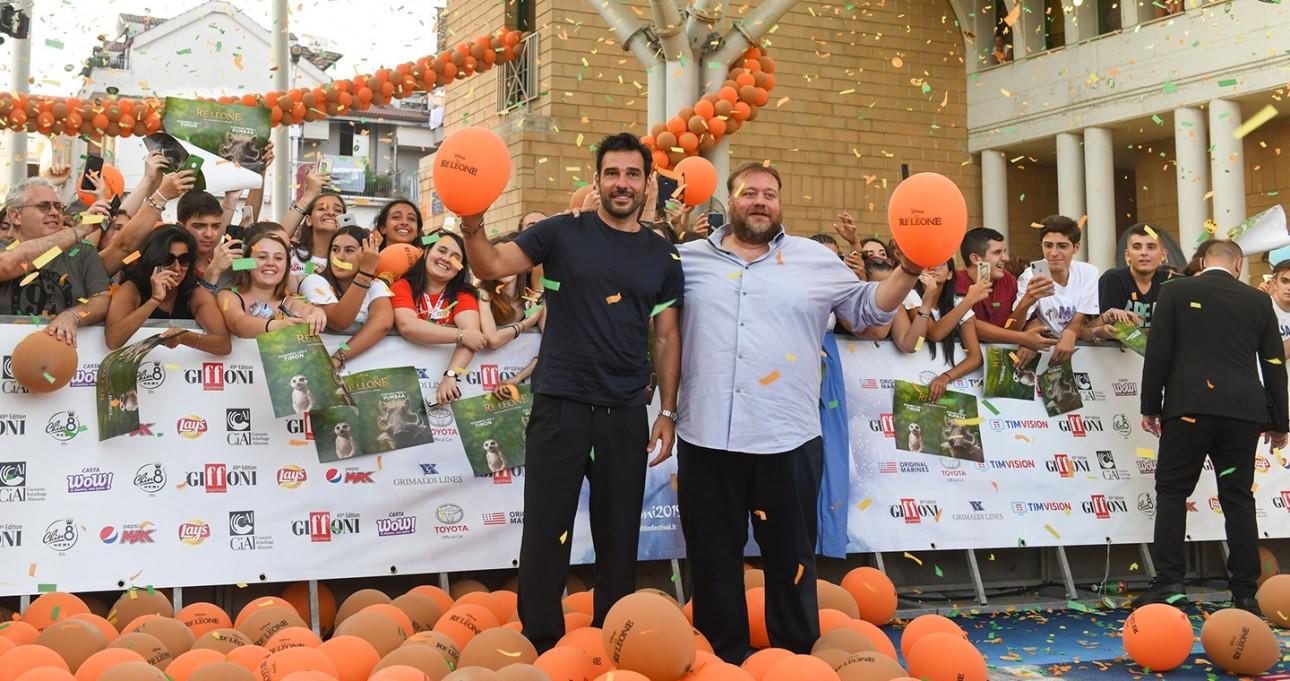 Edoardo Leo e Stefano Fresi