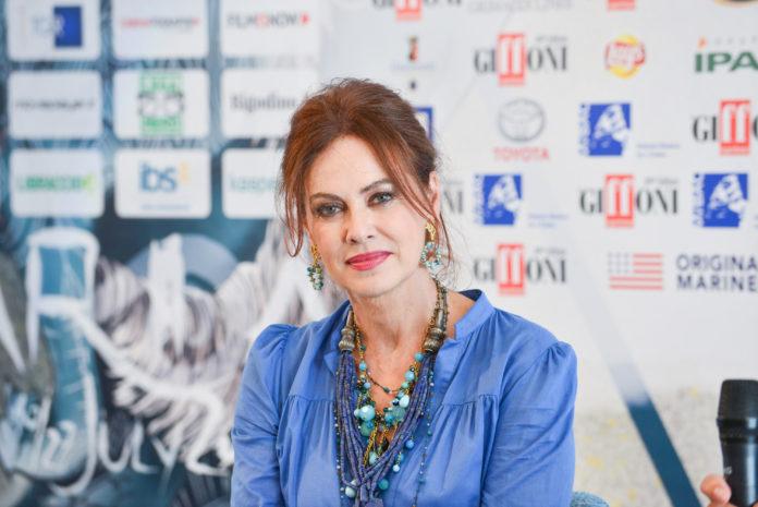 Elena Sofia Ricci al Giffoni Film Festival 2019