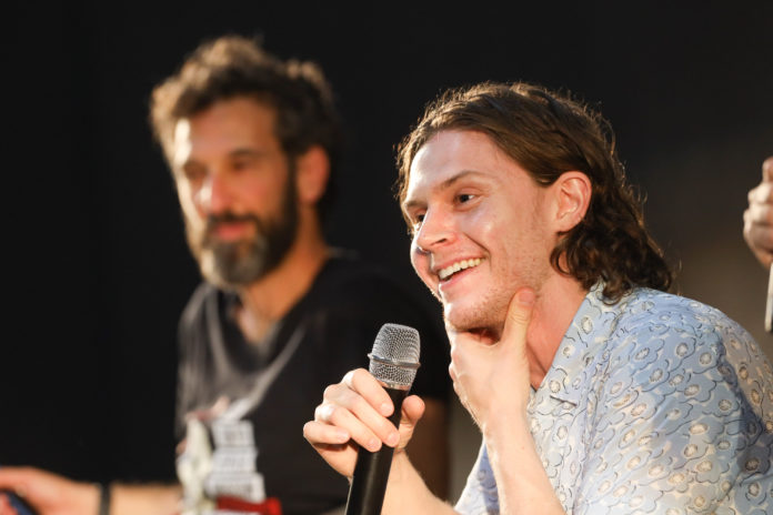 Evan Peters al #Giffoni2019
