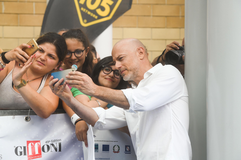 Filippo Nigro al Giffoni Film Festival