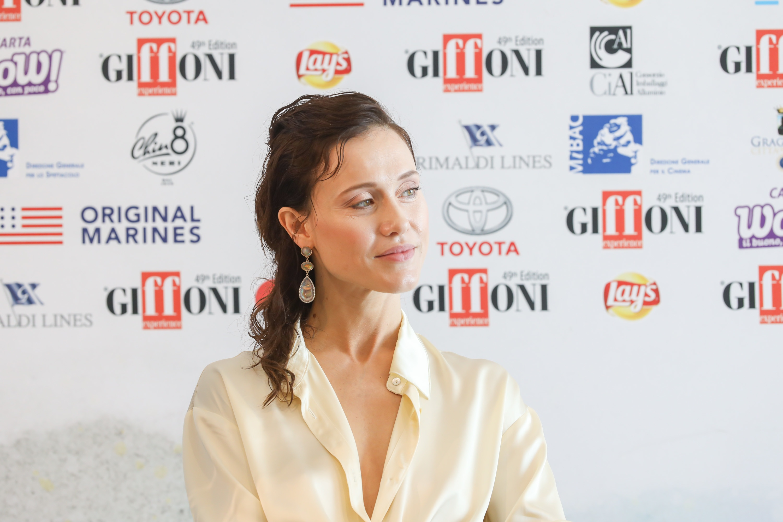 Gabriella Pession al Giffoni Film Festival 2019